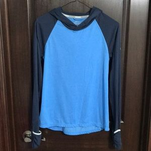 Nike Running Pullover Long Sleeve Tee